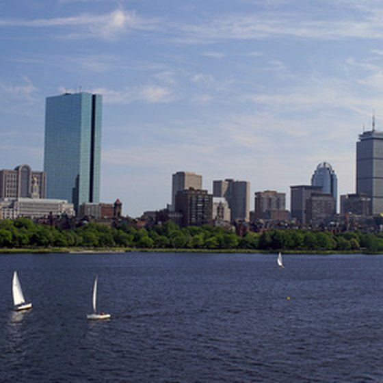 Boston is a city rich in history and excitement.