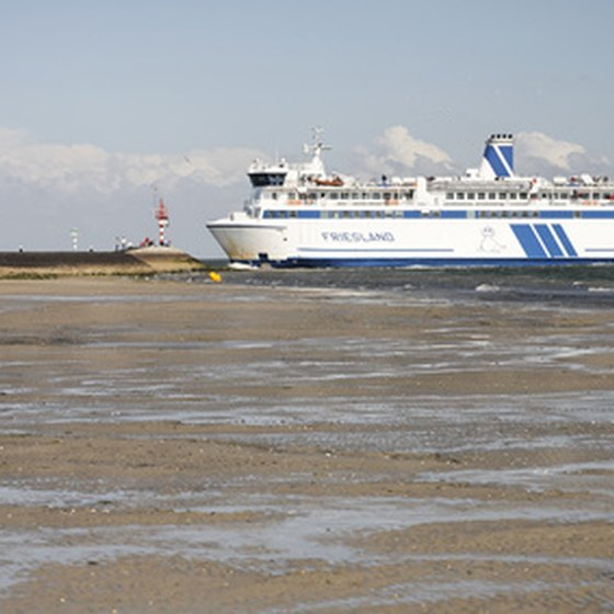 Numerous ferries connect Ireland to the UK and France, making it possible to drive to Italy.