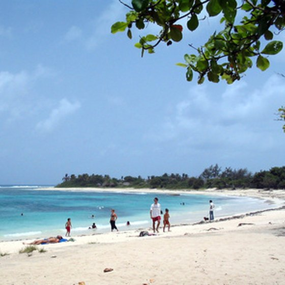 Guadeloupe Beach: Caribbean Vacations For Kids