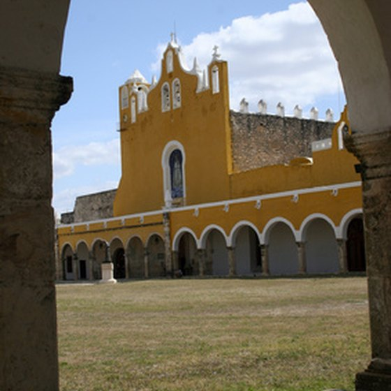 Mexico is packed with interesting cultural, historic and architectural treasures.