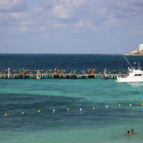 Mexico offers recreational and competitive fishing opportunities.