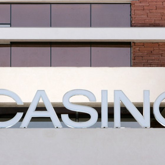 New Mexico has several tribally owned casinos.
