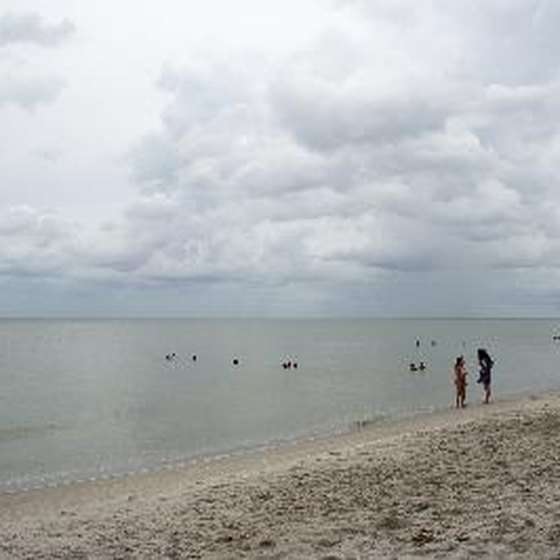 Sanibel's beaches and nature preserve make it a summer tourist destination.