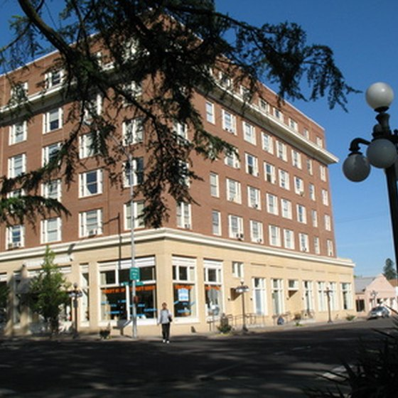 Many hotels including suite hotels are available in historic Savannah.