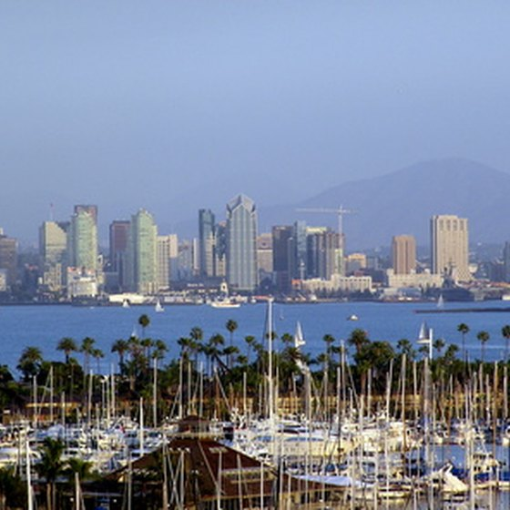 The perfect way to see San Diego might be by boat.