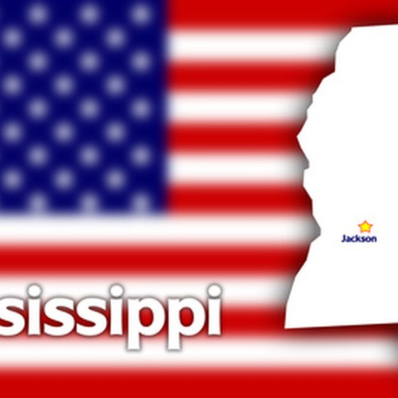 Philadelphia, Mississippi is in a rural area.