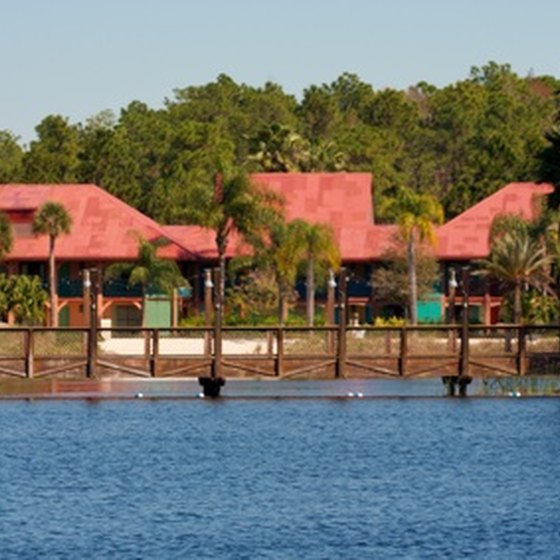 Florida offers myriad camping resorts and cabins for RV campers and other guests.