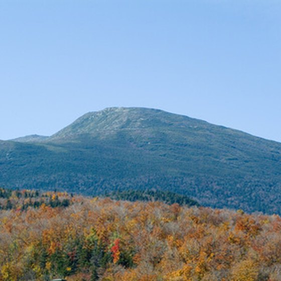 New Hampshire's White Mountains are just an hour away from these hotels.