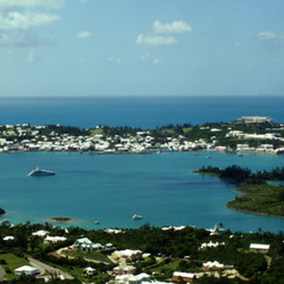 Bermuda is located in a beautiful stretch of the North Atlantic Ocean.