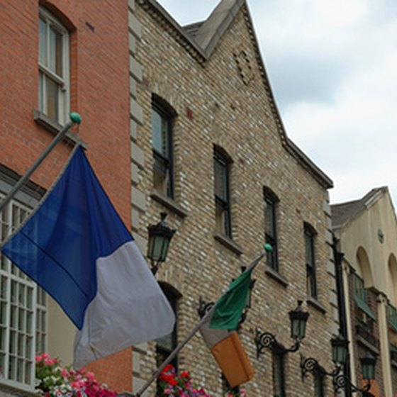 Visit historic Dublin, Ireland.