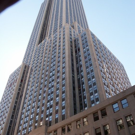 The Empire State building is open 365 days a year.