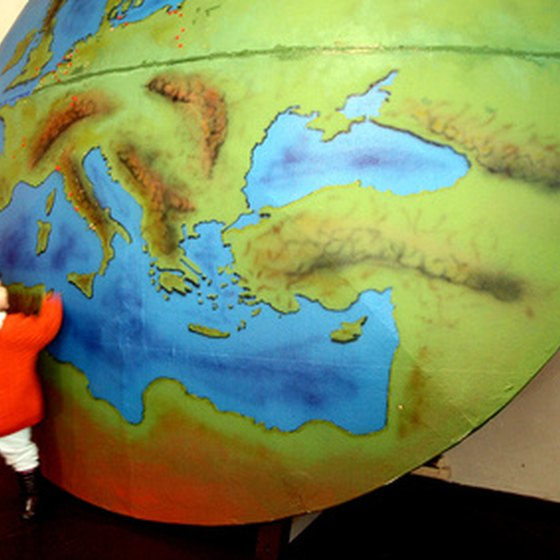 Circumvavigate the globe on a round-the-world cruise.