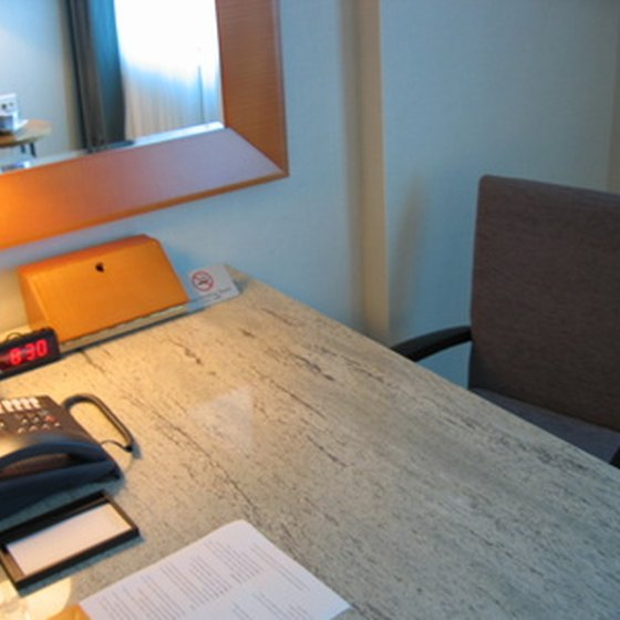 Fort McMurray hotels feature various work accommodations