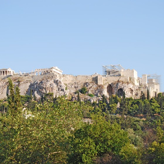 Visit the Acropolis in Athens to see where St. Paul preached.