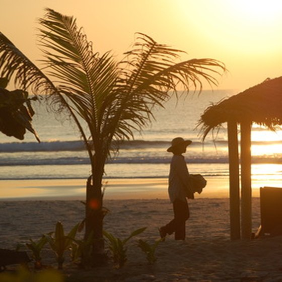 Myanmar has a number of unspoiled beaches.