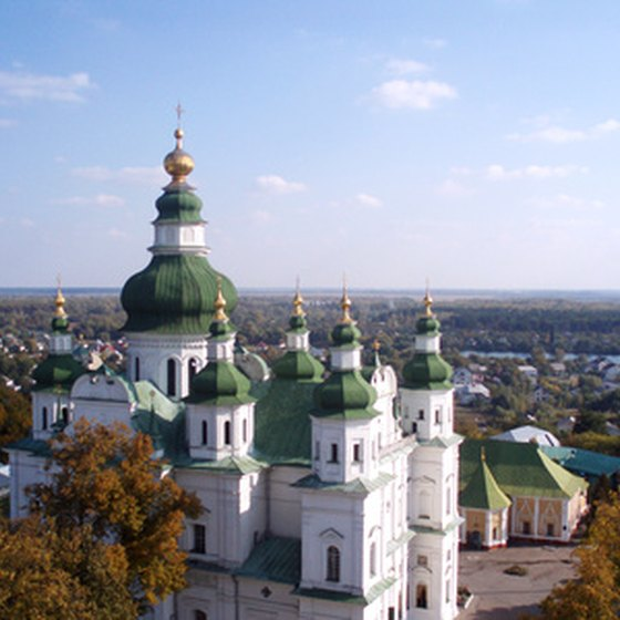 Ukraine is home to Europe's oldest histories and some of the most beautiful sceneries.