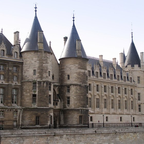 A walk along the Seine reveals historic Paris landmarks on both river banks