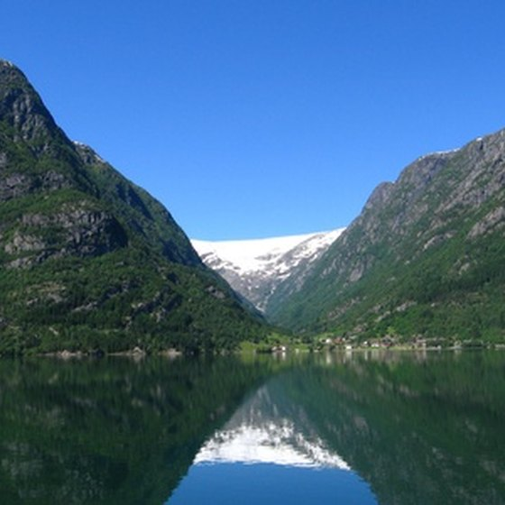 Norway is famous for its fjords