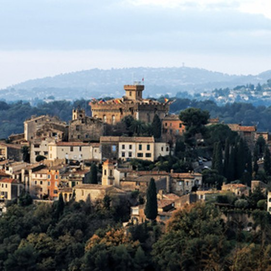 The hill towns of Tuscany attract visitors from around the globe.