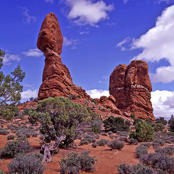 Arches National Park, Moab Utah