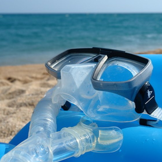 Go snorkeling on your own in Cozumel.