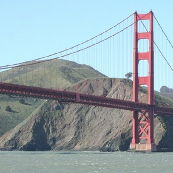 San Francisco is a great travel destination for families.