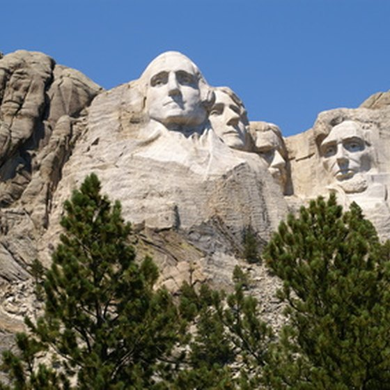 Mount Rushmore is just one of South Dakota's Black Hills attractions.