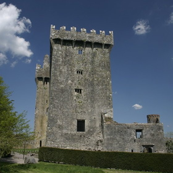 Blarney Castle is a must-see on an Ireland vacation.