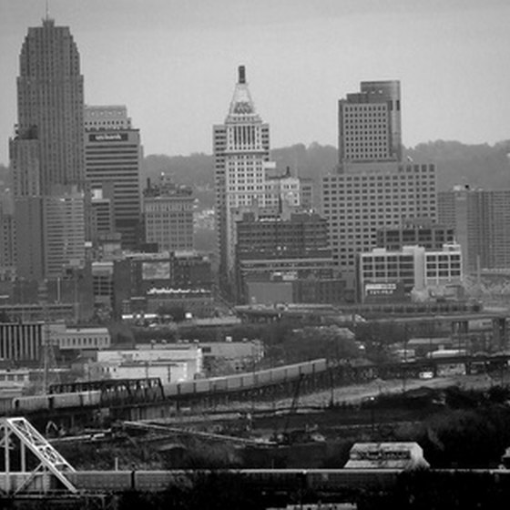 Visit Cincinnati while staying at a hotel near the Hyde Park neighborhood.