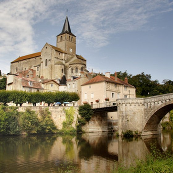 Barge river cruising offers views of France from a new perspective.
