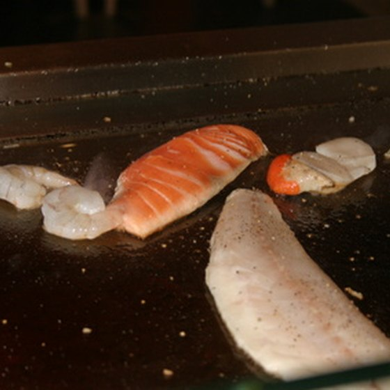 Enjoy Fresh Grilled Fish In Indianapolis