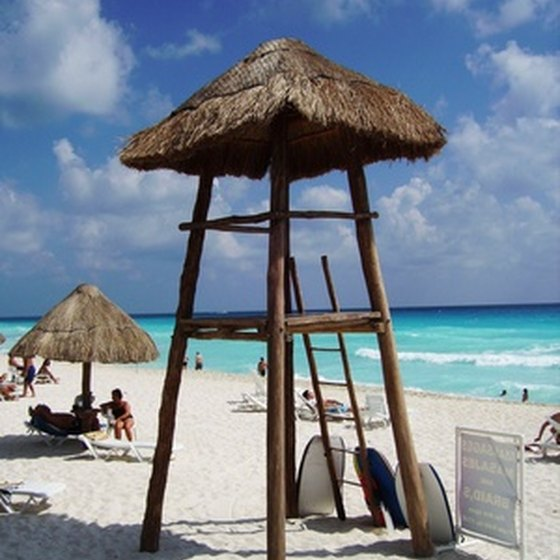 Cancun's white sands and turquoise waters have made the once sleepy fishing village a world-renowned destination.