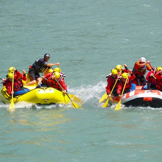 Chile has some of the best whitewater rafting experiences in the world.