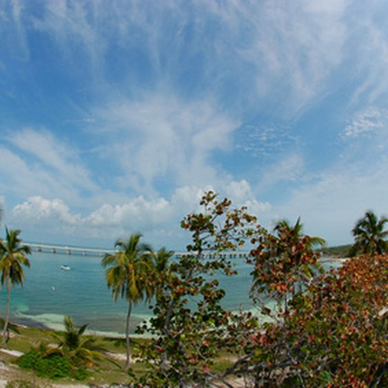 The Florida Keys offer many options for eco-friendly vacations.