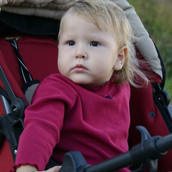 As your child grows, you may use the stroller without the infant car seat.