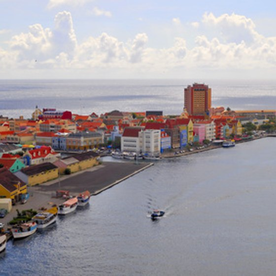 Curacao wears its colorful Dutch style well.