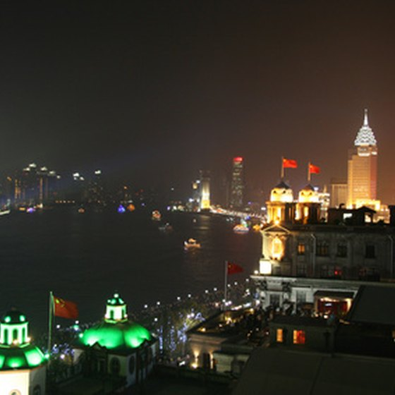 Shanghai is a popular destination for educational tours in China.