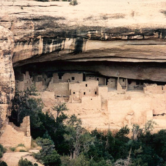 RV campers have several options near Mesa Verde National Park in Colorado.