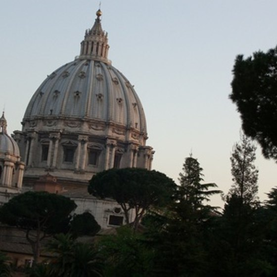 The Vatican, the Pantheon and the Spanish Steps are among the most popular attractions of Rome.