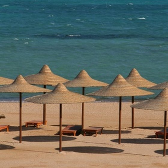 Many travel to Sharm El Sheikh for fun in the sun.