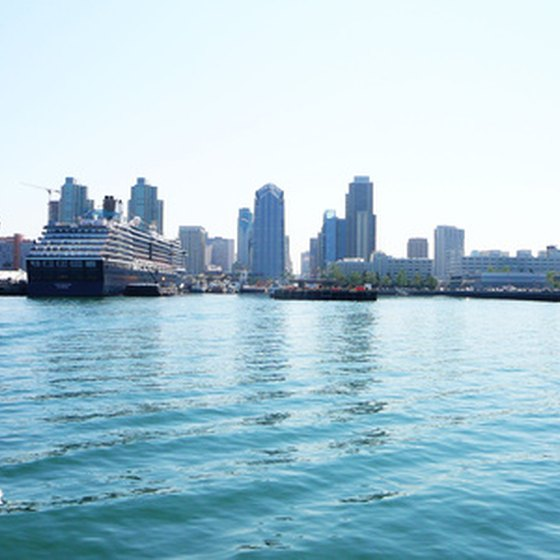 Cruises from Los Angeles Harbor