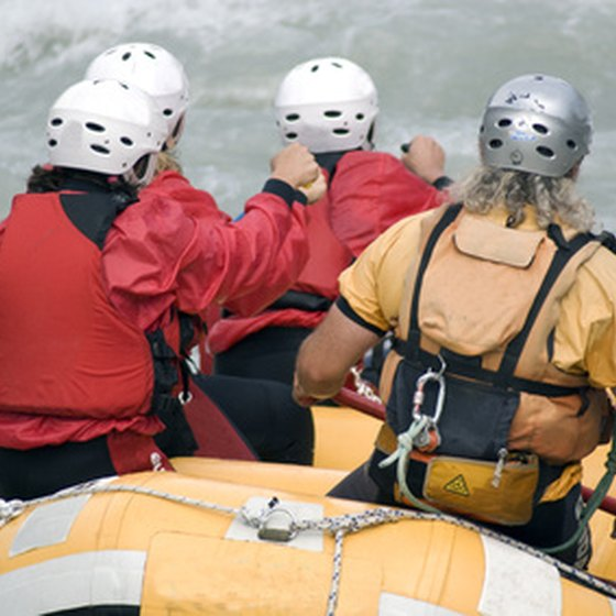 Participate in a whitewater rafting tour on one of Panama's rafting rivers.