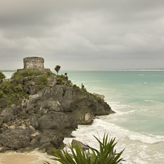 Explore the Mayan ruins and other attractions in Cozumel, Mexico.
