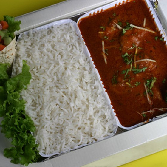 Restaurants in Jersey City offer authentic Indian fare.
