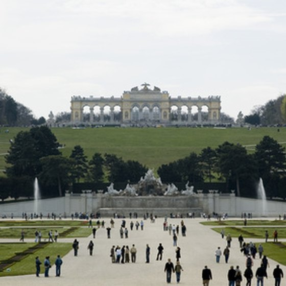 A tour of Vienna is a highlight of many European tours.
