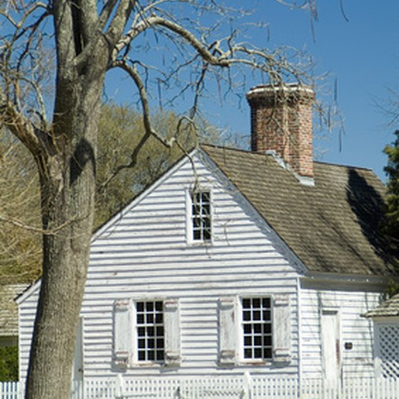 Colonial Williamsburg takes visitors back in time to early America.