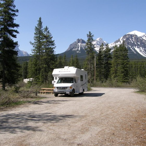 Snohomish County offers several mountain destinations for RV camping.