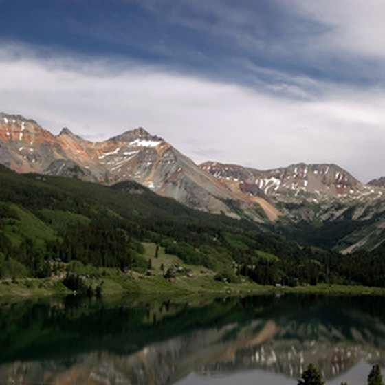 The majestic Rocky Mountains are a popular destination for outdoor enthusiasts.