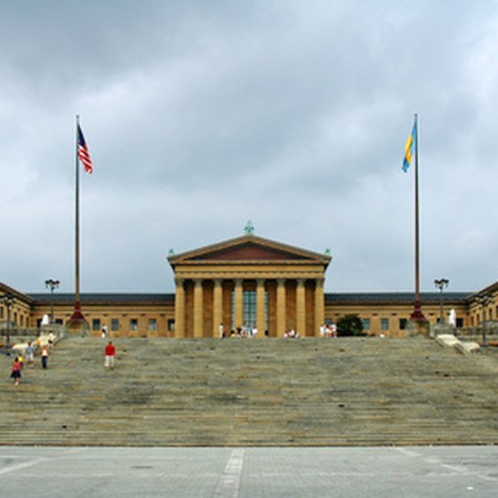 One of Philadelphia's many historic sites.