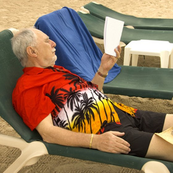 Let the AARP save you money on your next vacation.